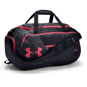 Under Armour Sports Bag Undeniable Duffle 4.0 MD Black Red
