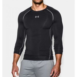 Under Armour Heatgear Armour Compression LS T M black