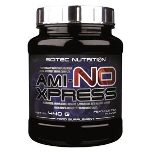 Scitec Nutrition Ami-NO Xpress 440 g peach ice tea