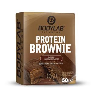 Bodylab24 Protein Brownie 50 g dvojitá čokoláda