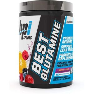 BPI Sports BEST GLUTAMINE 400 g berry citrus
