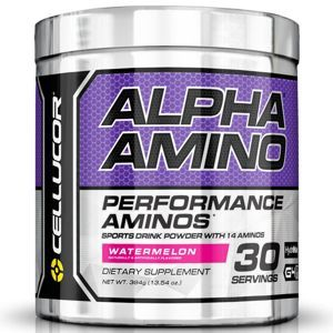 Cellucor ALPHA AMINO 366 g modrá malina
