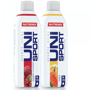 Nutrend Unisport 500 ml blackcurrant