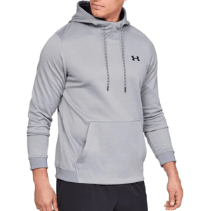 Under Armour Armour Fleece Po Hoodie Grey grey XL