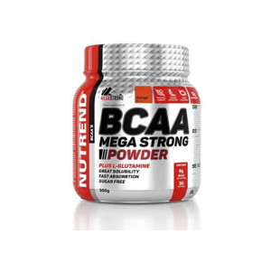 NUTREND BCAA MEGA STRONG POWDER 500 g ananás