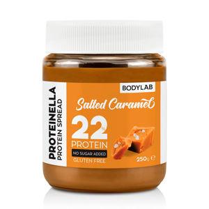 Bodylab Proteinella Salted Caramel 250 g slaný karamel