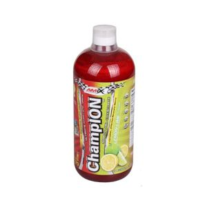AMIX ChampION Sport Fuel Concentrate 1000 ml zelené jablko