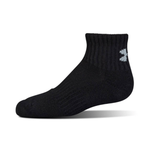 Under Armour Charged Cotton 2.0 Quarter Black - Under Armour