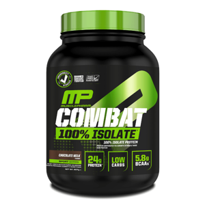 MusclePharm Combat 100% Isolate 2270 g vanilka