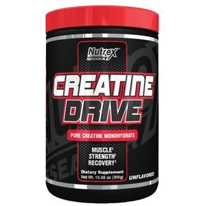 Nutrex Creatine Drive Black 300 g unflavored