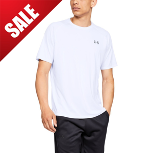 Under Armour Tech SS Tee 2.0 White  XL