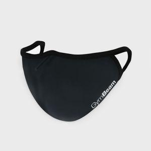 GymBeam Ochranné rúško black