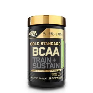 Optimum Nutrition Gold Standard BCAA Train Sustain 266 g strawberry - kiwi