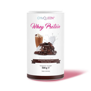 GYMQUEEN Whey Proteín 500 g cookies and cream