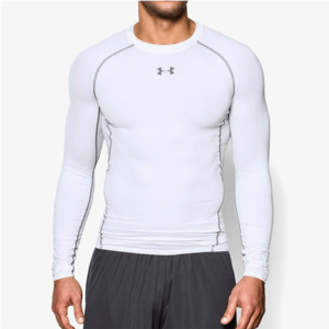 Under Armour HeatGear Armour Long Sleeve Compression Shirt  L