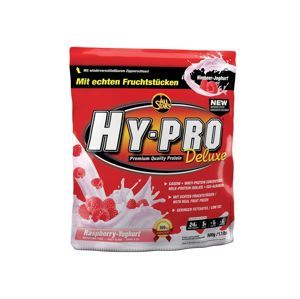 All Stars Hy-Pro 85 Protein Deluxe 500 g raspberry yoghurt smoothie