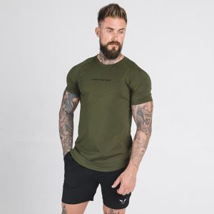 Squat Wolf Tričko Statement Tee Olive Green  S