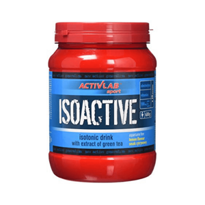 ACTIVLAB Iso Active 31,5 g orange