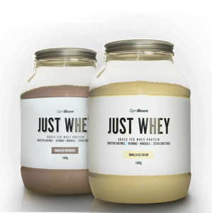 GymBeam Just Whey 1000 g unflavored