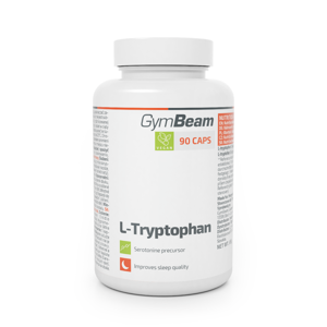 GymBeam L-Tryptofán 90 kaps.