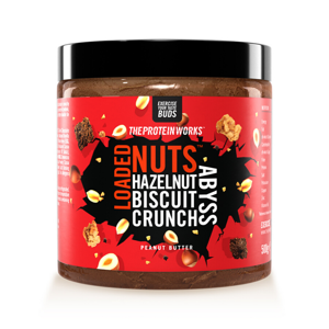 TPW Loaded Nuts 500 g biscuit hazelnut crunch abyss