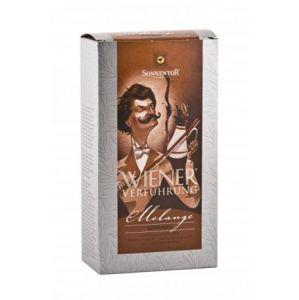 Sonnentor BIO Káva Viedenské pokušenie Melange mletá 500 g