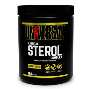 UNIVERSAL NATURAL STEROL COMPLEX 180 tab fudge brownie