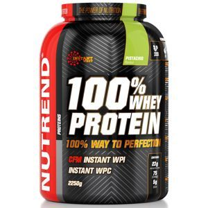 NUTREND 100 WHEY PROTEIN 2250 g chocolate cherry