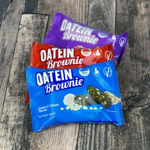 Oatein Brownie 60 g cookies & krém