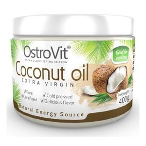 OstroVIT Coconut Oil extra virgin 400 g