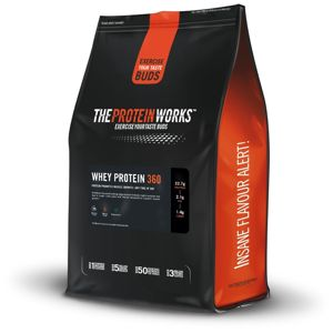 TPW Whey Protein 360 ® 1200 g chocolate orange swirl