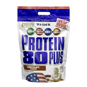 Weider Potein 80 PLUS 500 g cookies & cream