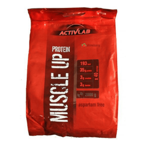 Activlab Muscle Up Protein 2000 g banán