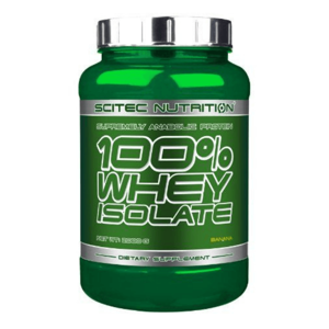 Scitec Nutrition 100% Whey Isolate 4000 g vanilla