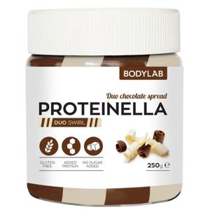 Bodylab Proteinella Duo swirl 250 g čokoláda