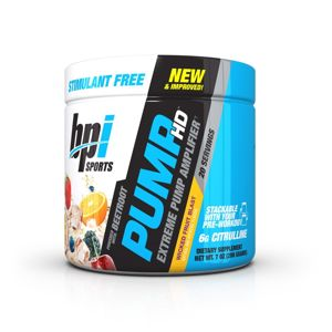 BPI Sports Pump HD 200 g wicket fruit blast