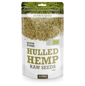 Purasana Konopné semienka lúpané BIO 200 g