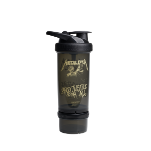 SmartShake Šejker Revive Metallica 750 ml