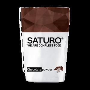 SATURO Prášok Vegan 1455 g čokoláda