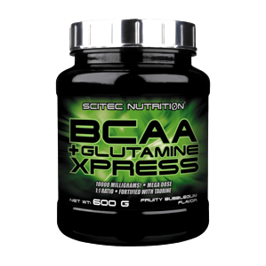 Scitec Nutrition BCAA + Glutamine Xpress 600 g lime