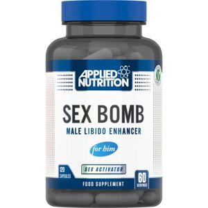 Applied Nutrition Sex bomb for him 120 kaps.