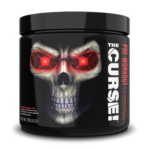JNX The CURSE 250 g blue raspberry