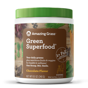 Amazing Grass Mix superpotravín Green Superfood 240 g originál