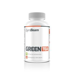 GymBeam Green Tea 60 kaps unflavored