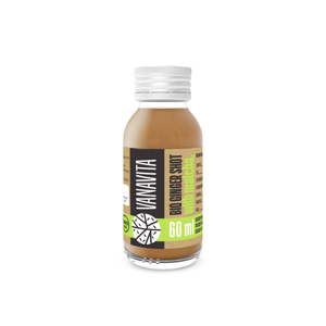 VanaVita Bio Ginger shot with matcha 60 ml
